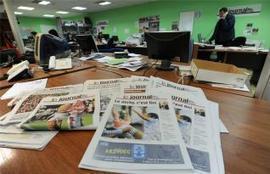 Le Quotidien - L'année 2013, année noire pour la presse papier | E-Transformation des médias (TV, Radio, Presse...) | Scoop.it