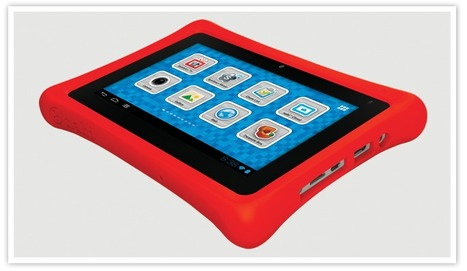 Is the Best Android Tablet Available Made for Kids? - Wired News   eBooks and School Libraries   Scoop.it