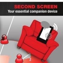 Social TV: The global living room | Visual.ly | Social TV | Scoop.it