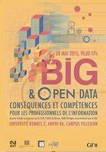Big et Open Data : consequences pour les professionnels de l'information ? - Journée d'étude Rennes 28 mai 2015 | Autour des données | Scoop.it