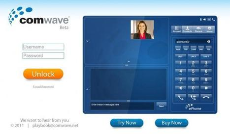 Comwave ePhone Lets You Make VoIP Calls from Your Blackberry Playbook | The VoIP Galaxy | Scoop.it