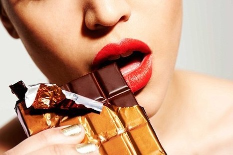 New study reveals that eating chocolate doesn't affect your BMI   Kickin' Kickers   Scoop.it