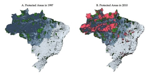 Land Conflict, Property Rights and Deforestation in Brasil | R for Journalists | Scoop.it