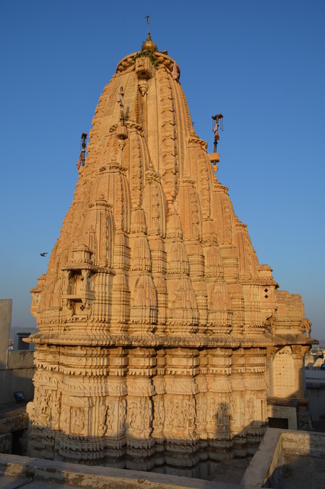 Le Jagdish Mandir ; Udaipur | The Blog's Revue by OlivierSC | Scoop.it