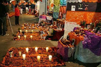 Día de Muertos dejará ganancias por más de 7,700 mdp | El Economista | DIA DE MUERTOS | Scoop.it