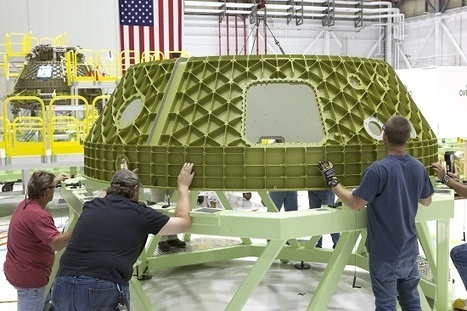 Commercial Crew Manufacturing Gains Momentum Coast to Coast | New Space | Scoop.it