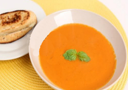 Soup Recipe-Fresh Tomato Soup | recipe | Scoop.it