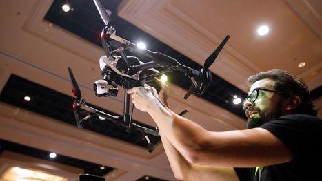 Phantom Maker DJI May Become The First Billion-Dollar Drone Company | TechniVue's Updates | Scoop.it