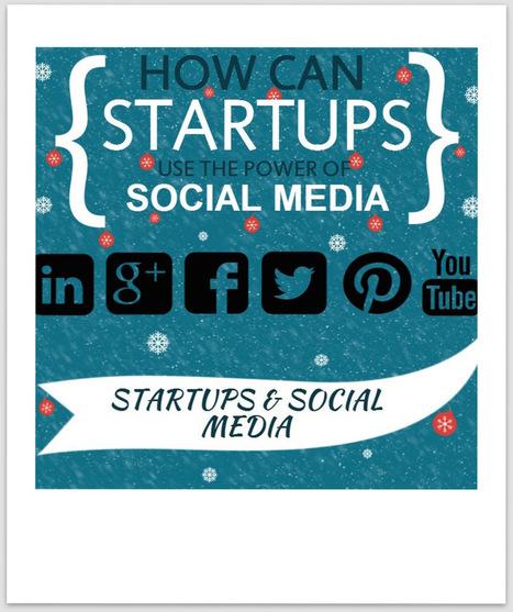 Pourquoi & comment les startups utilisent les médias sociaux ? | MarCom Startup | Scoop.it