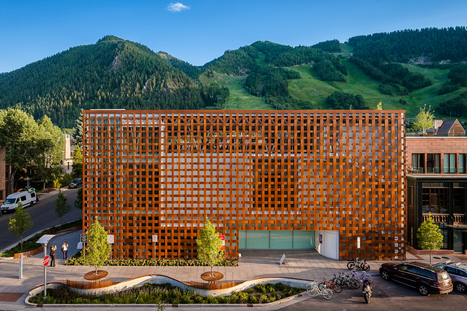 Redsquare Productions Releases Film Detailing Shigeru Ban's Aspen Art Museum | The Architecture of the City | Scoop.it