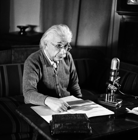 Albert Einstein's Reply to a Female Fan's Confession Should Be in Every Science Textbook | Identies.MIC.com | Thrive:  Quality, Leadership & Culture | Scoop.it