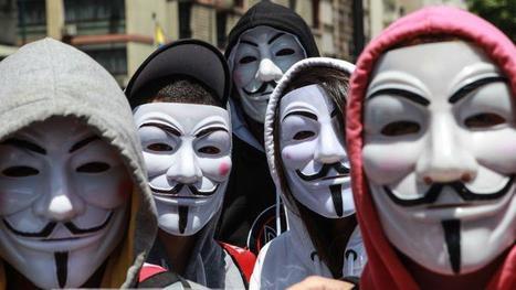 Sur Twitter, la lutte un peu vaine d'Anonymous contre l'État Islamique - Le Figaro | Vous avez dit Coaching !? | Scoop.it