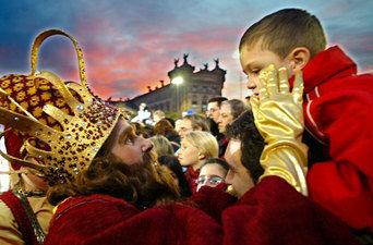 Reyes Magos comedidos | educación infantil | Scoop.it