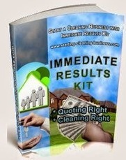 All about Cleaning Business Start-Up Kit   House Cleaning   Scoop.it