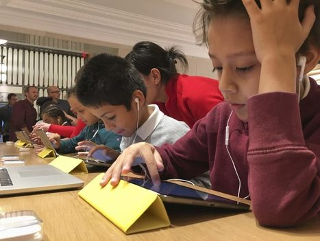 The nation's largest school districts are rushing to fill the coding gap | Technology in the Classroom; 1:1 Laptops & iPads & MORE | Scoop.it