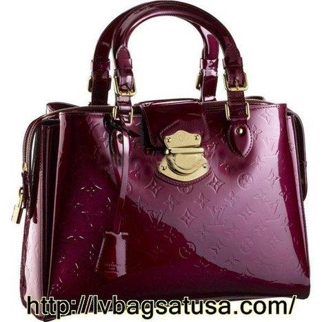 Louis Vuitton Melrose Avenue Vernis M91390 | Louis Vuitton Outlet Online Usa | Scoop.it