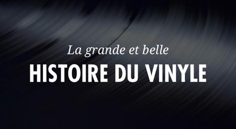 La grande et belle histoire du vinyle (Greenroom) | Le disque vinyl | Scoop.it
