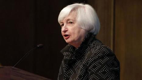 États-Unis: la FED laisse ses taux d'intérêt inchangés | Banking, Finance & Economics | Scoop.it