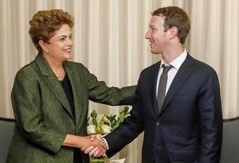 Facebook: 5 coisas que você precisa saber sobre a parceria Dilma e Zuckerberg | Investimentos em Cultura | Scoop.it