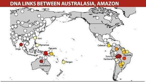 Genetic study challenges Americas settlement theories by linking Amazonians and Australasians | Daily News Reads | Scoop.it