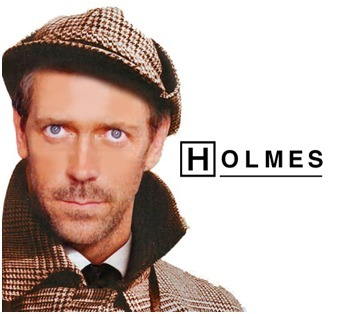 SHERLOCK HOLMES VS. GREGORY HOUSE   reusados   Scoop.it