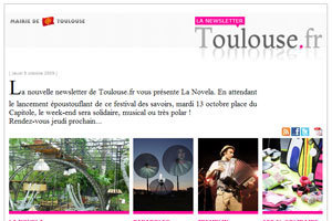 LA LETTRE D'INFORMATION TOULOUSE.FR | Toulouse La Ville Rose | Scoop.it