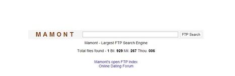 Un moteur de recherche de serveurs FTP ouverts | Les news du Web | Scoop.it