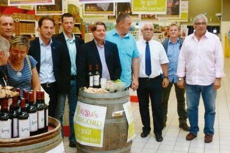 Hyper U mise sur les producteurs locaux   Agriculture en Dordogne   Scoop.it