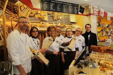 200 boulangers vendent un pain agri-éthique | Ouest France Entreprises.fr | Actu Boulangerie Patisserie Restauration Traiteur | Scoop.it