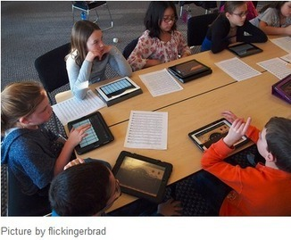Tablets to Replace Textbooks in Schools | Teach.com | In and About the News | Scoop.it
