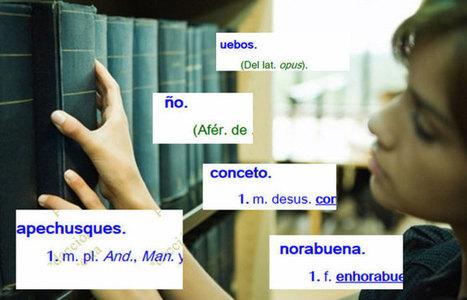 22 palabras que nunca imaginarías que están admitidas por el DRAE | Traducción e Interpretación | Scoop.it