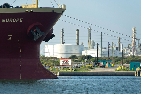 To Export U.S. Oil or Not Boils Down to Industry Profit | Sustainable Futures | Scoop.it