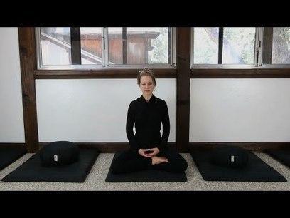 Zen Meditation (Zazen) Instruction   MeditationPlex   How to Meditate   Scoop.it