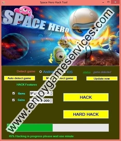 Space Hero Hack Tool | game | Scoop.it