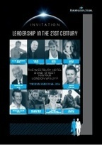 Leadership in the 21st Century - Events  - Harrington Starr | Up to date Technology | Scoop.it