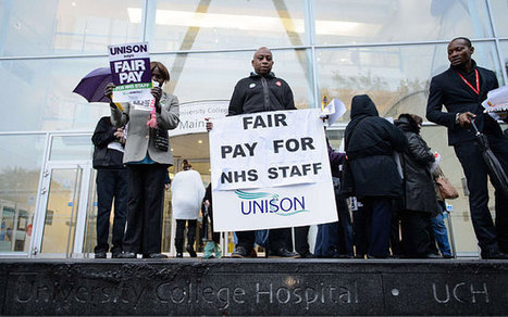 Unions must be realistic about the NHS's future - Telegraph | HR | Scoop.it