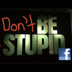 "How Can I Fix My Facebook Page So It Doesn't Look Stupid? | ""Social Media"" 
