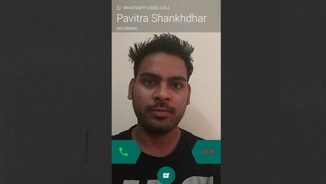 WhatsApp video calling comes to Android | Technology | Scoop.it