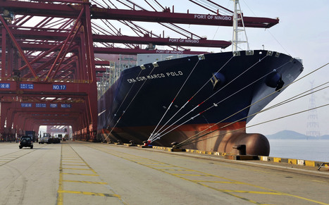 Drewry says new alliance schedules won't ease Asia–Med overcapacity concerns - The Loadstar | AUTF Veille marché | Scoop.it
