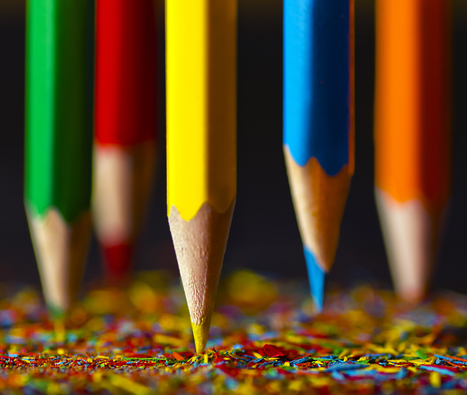 30 Fabulous Photos of Pencils - Digital Photography School   Photography   Scoop.it