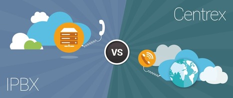 CENTREX ou IPBX ? A vous de choisir ! | Hexanet | Scoop.it