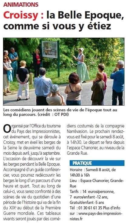 Office du tourisme vous propose | Espace Chanorier | Scoop.it