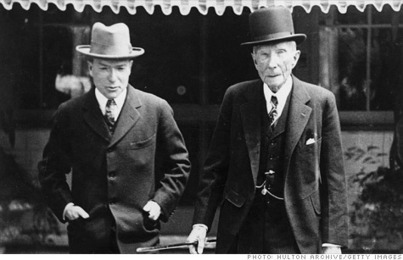 The Rothschilds and Rockefellers Join Forces in Multi-Billion Dollar Deal | The Vigilant Citizen | Philosophical Eye | Scoop.it