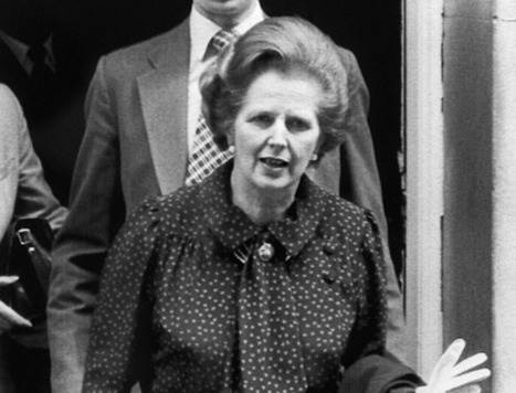 WikiLeaks cable captures Margaret Thatcher's meteoric rise in 1975 ... | Wikileaks resources | Scoop.it