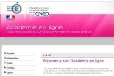 Académie en ligne : cours du CP au Bac. Gratuit ! | earth sciences | Scoop.it
