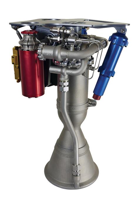 Rocket Lab Unveils A 3D-Printed, Battery-Powered Rocket Engine | Mind Moving Media | Scoop.it
