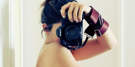 Enceinte, elle se prend en photo tous les mois dans la même pose | Autour de la puériculture, des parents et leurs bébés | Scoop.it