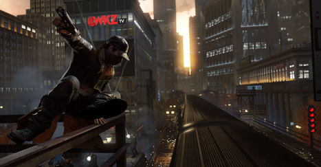 Watch Dogs is Ubisoft's fastest selling game ever   Digital-News on Scoop.it today   Scoop.it