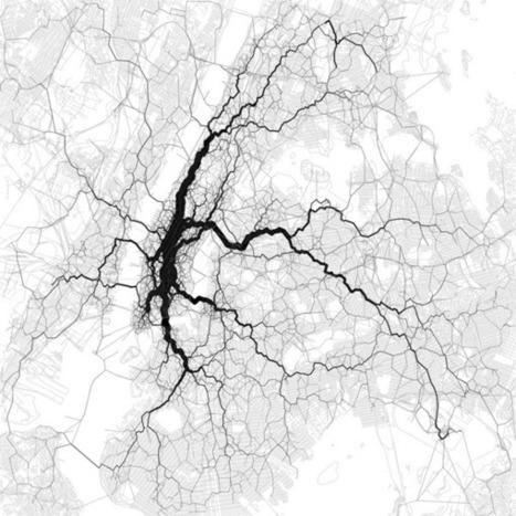 Fotógrafo elabora imagens por meio da cartografia digital | Museu de Arte Moderna da Bahia | Geoprocessing | Scoop.it