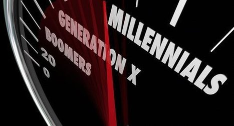 The Myths and Reality of the Workplace Generational Divide | Positive futures | Scoop.it